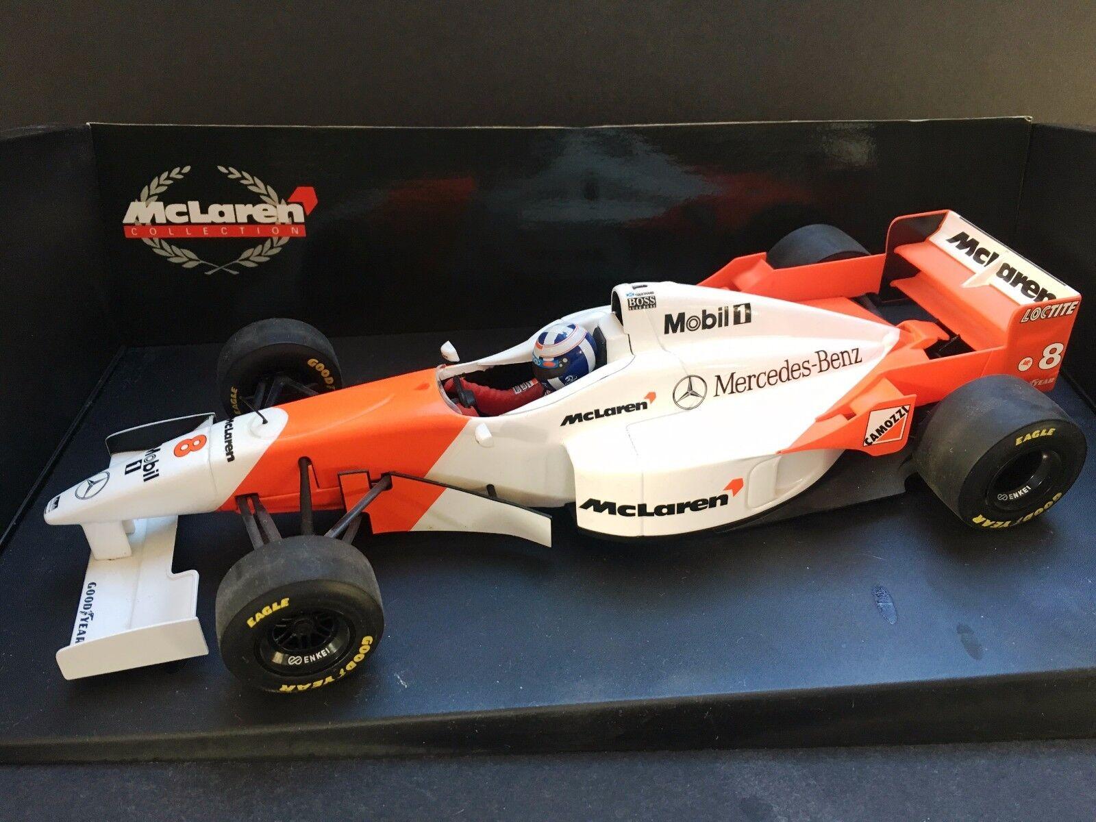 Minichamps - David Coulthard - McLaren - MP4 11- Teamedition - 1 18 -1996 - Rare