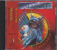 PHANTOM - cyberchrist CD japan edition
