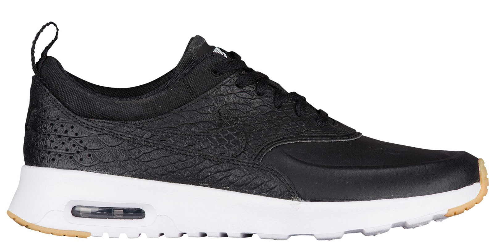 NEW femmes Nike Air Max Thea Chaussures Size: 5.5 Color: Noir / blanc