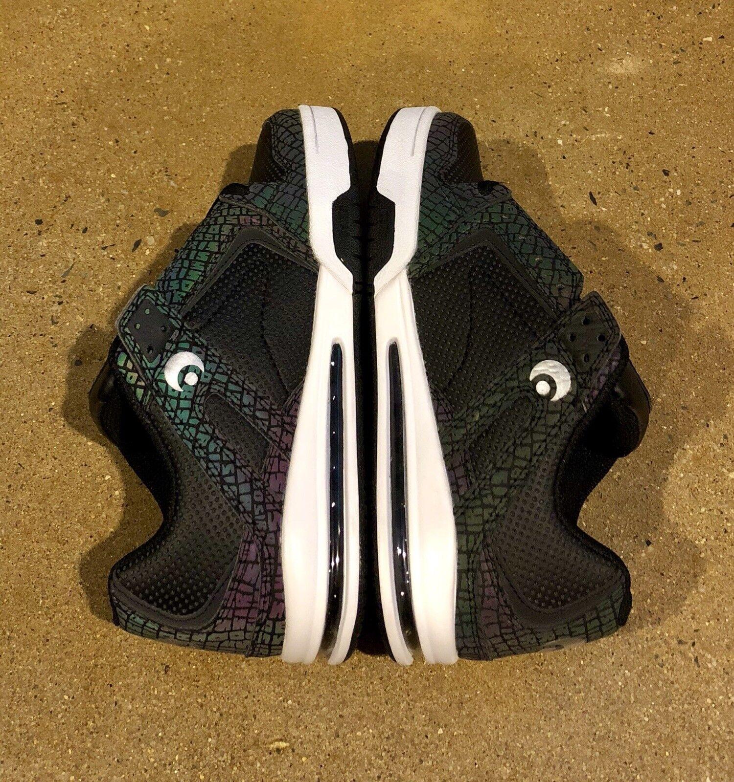 Osiris Pxl Uomo's Size 6.5 US Prism Peril BMX DC Skate Shoes Scarpe da Ginnastica