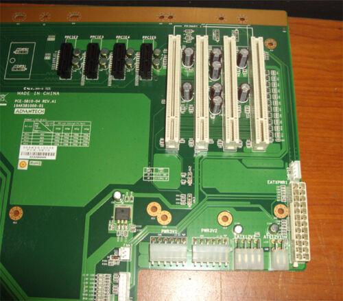 Advantech PCE-5B10 Backplane PICMG 1.3