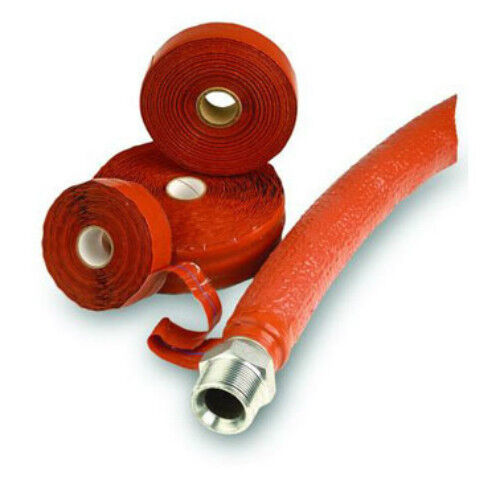 Various Silicone Coated Glass Fibre Tape PGT.3//ROS Pyrotape® Thermo Firetape
