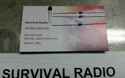 all models pre china Cobra 29 Receiver upgrade Comes with Manuals on cd.