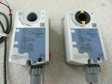 2 Siemens Open Air Electric Damper Actuator Non Spring Return Rotary Gde1611p