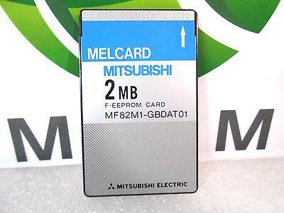 MELCARD MITSUBISHI MF82M1-GBDAT01 2MB F·EEPROM 8//16-bit Data Bus Flash Memory