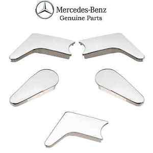 New mercedes benz 350sl 380sl 450sl 560sl 72 89 seat hinge for Mercedes benz 450sl interior parts