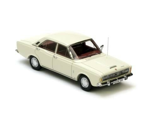 Ford P7A 20M 4-door - white 1968 NEO 44350 1 43