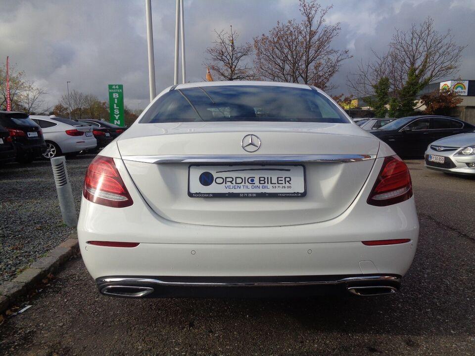 Mercedes E220 d 2,0 Avantgarde aut. Diesel aut.
