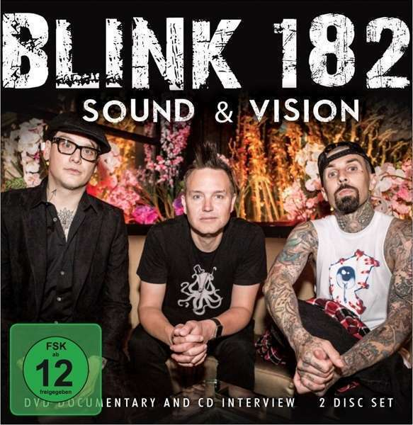 Blink 182 - Sound And Vision (CD+DVD) 2x CD