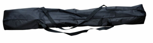 AWNING AND TENT POLE STORAGE BAG 1.65m BLACK BAG Carrier