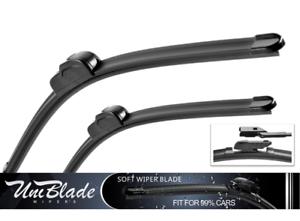 "Para Volvo S90 Estate 2016 /> frente Wiper Blades uniblade 26/"" 20/"""