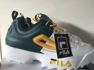 Details about Mens FILA Disruptor II Premium Split Athletic Shoes sz 11.5 NEW platform Sneaker