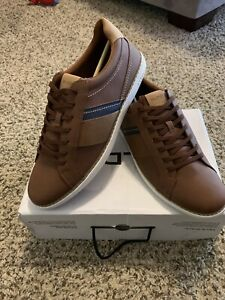 aldo brown casual shoes  size us 13  brand new