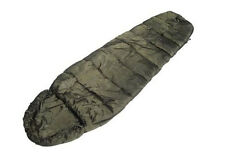 OLIVE GREEN ARMY STYLE COMMANDO SLEEPING BAG CAMPING
