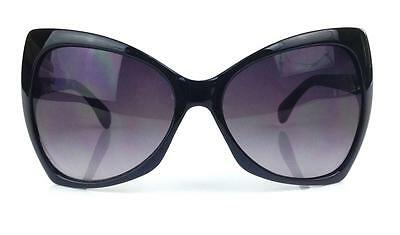 Designer Nico Women Lady Butterfly Oversized Huge Big XL Kim Sunglasses