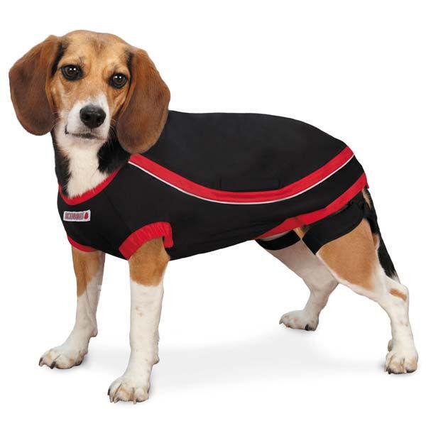 KONG ANXIETY REDUCING SHIRT Stress Relieving Dog Coat Wrap Calming 4 Thunder Etc
