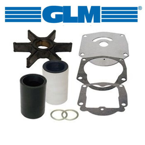 GLM 12045 Mercury Mariner 30-50 HP Outboard Water Pump Impeller Kit 821354A2