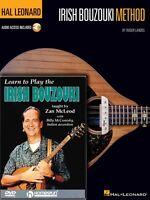 Irish Bouzouki Instructional Pack Book With Dvd 000147899