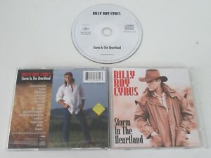 BILLY-RAY-CYRUS-storm-in-the-Heartland-MERCURY-526-081-2-Cd-Album