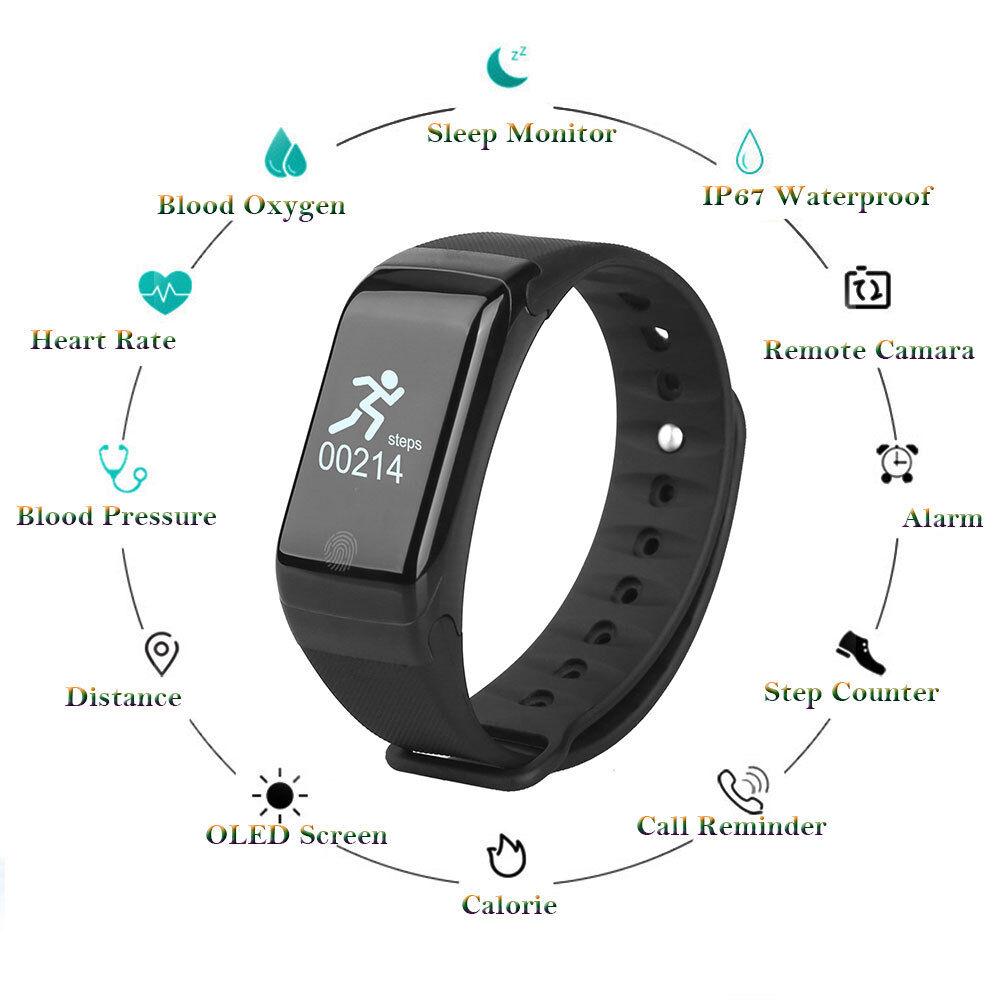 h10 sport art rielle rythme cardiaque smart watch montre intelligent bracelet fr ebay. Black Bedroom Furniture Sets. Home Design Ideas