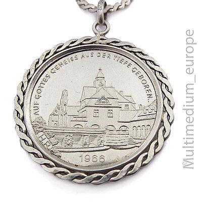 Ehrgeizig Medaille Nad Nauheim Herzheilbad Auf Gottes Geheiß Aus Der Tiefe Geboren Silber Moderater Preis