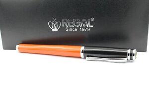 Regal-Since-1979-Fueller-mit-18k-Weissgold-Feder