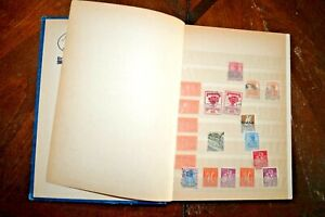 CatalinaStamps-Germany-Lot-in-Stock-Album-154-Stamps-Lot-D89