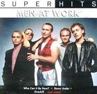 Super Hits by Men at Work (CD, Apr-2007, Sony Music Distribution (USA))