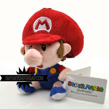 SUPER MARIO BROS. BABY PELUCHE mini bb party kart wii u junior new plush jr.