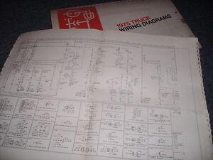 1975 f250 wiring diagram 1975 ford f 100 f150 f250 f350 wiring diagrams schematics manual  1975 ford f 100 f150 f250 f350 wiring