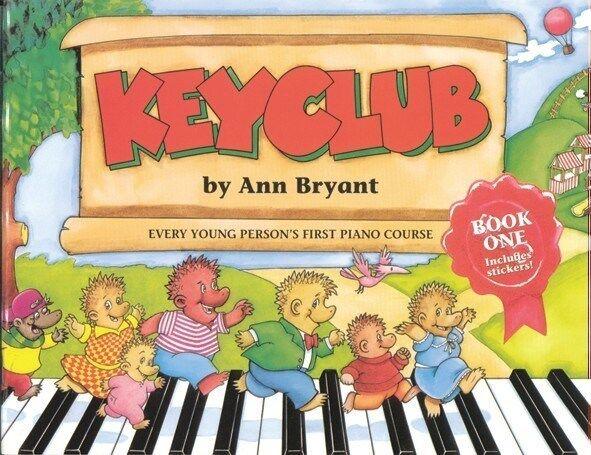 Keyclub Book 1