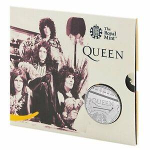 Royal-Mint-Queen-Band-5-Coin-Official-BU-Five-Pound-Memorabilia-Collectable