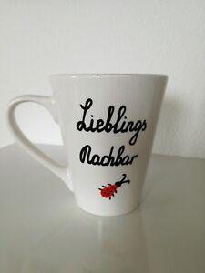 Details Zu Lieblings Nachbar Tasse Geschenk Für Nachbarn Geschenk Nachbar Individualisiert