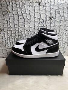 Nike Air Jordan 1 Mid SE All Star Weekend Carbon Fiber Size 5.5y ...