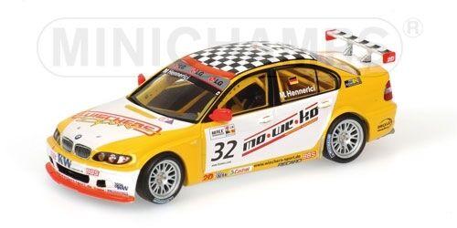Bmw 320i M. Hennerici Winner Wtcc Wtcc Wtcc Indipendents Trophy 2005 1:43 Model MINICHAMPS | Nombreux Dans La Variété  55c661