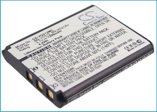 Reino Unido batería Para Jvc gz-vx755 Bn-vg212 bn-vg212u 3.7 v Rohs