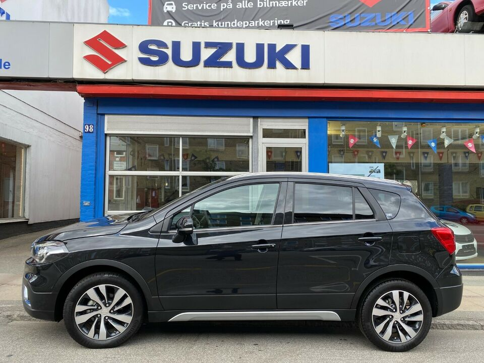 Suzuki S-Cross 1,4 Boosterjet Exclusive Benzin modelår