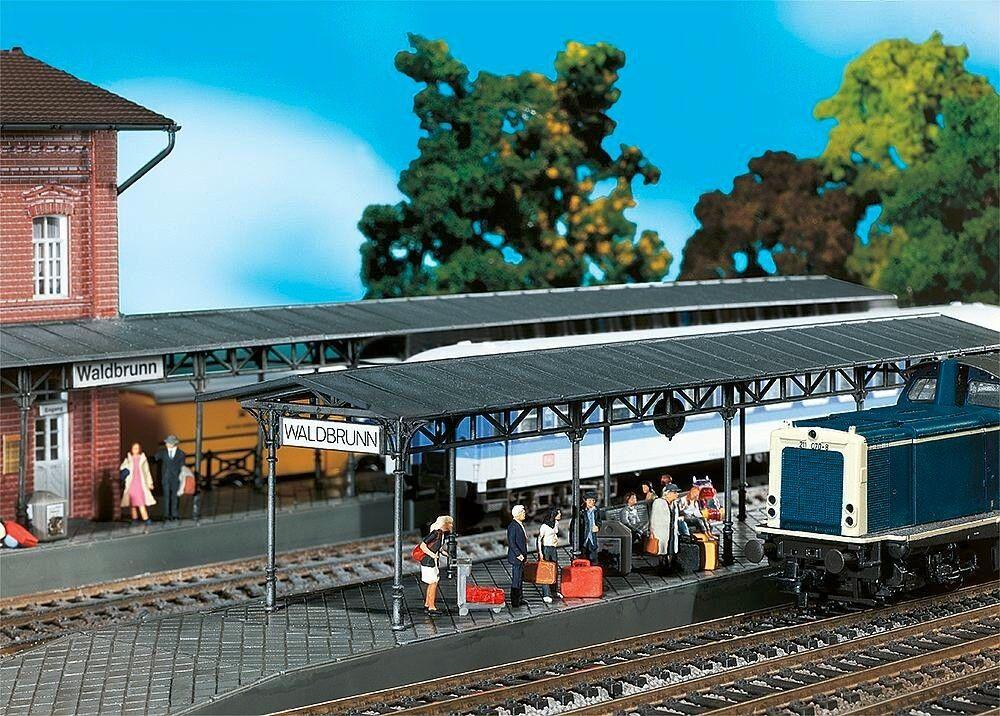 Faller 110124, Bahnhof    Öhringen   | Elegantes Aussehen  0a7246