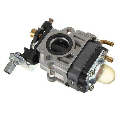 15mm 2-Stroke Carb Carburetor For 43 47 49 50cc Scooter ATV Pocket Dirt Pit Bike