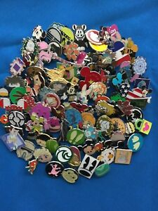 Disney-Trading-Pins-100-lot-NO-DUPLICATES-Fast-Priority-Shipping-by-US-Seller