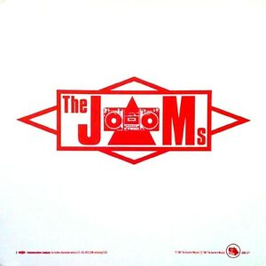 The-Jams-1987-NEW-MINT-RARE-withdrawn-Vinyl-LP