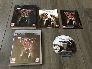 Jeu-The-Darkness-II-2-Edition-Limitee-Sur-Console-Playstation-3-PS3
