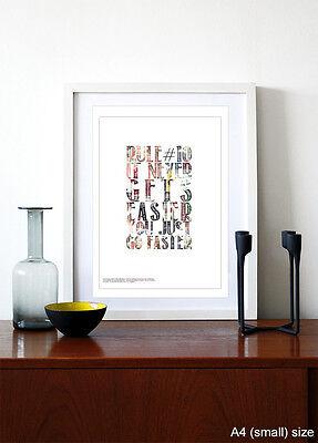 Fiducioso Greg Lemond ❤ Ciclismo ❤ Poster Art Print Edizione Limitata In 5 Taglie #24-