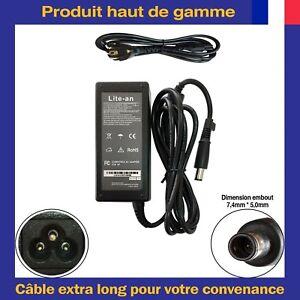 Chargeur-d-039-Alimentation-65W-Pour-HP-Compaq-Presario-CQ58-CQ59-CQ60-CQ61-CQ62