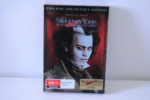 Sweeney-Todd-Collector-039-s-Edition-2xDVD-booklet-tim-burton-johnny-depp-ed-wood