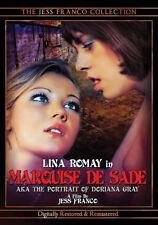 JESS FRANCO'S MARQUISE DE SADE - DVD - Region 1