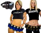 Portable 6 Pack Beer Soda Can Holster Drink Bag Party Holder Belt 3 Colors