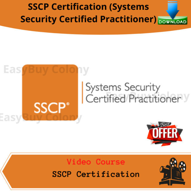 sscp certified practitioner security systems certification course training