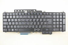 Dell Vostro 1700 Black UK Laptop Keyboard JM453 0JM453 NSK-D820U