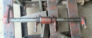 Farmall-706-tractor-clutch-shaft-an-throw-out-bearing-fork-part-ihc-tractor
